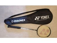 Yonex Badminton Racket - Carbonex 7000 Plus – Graphite shaft