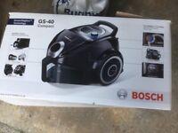 Bosch cylinder vacuum