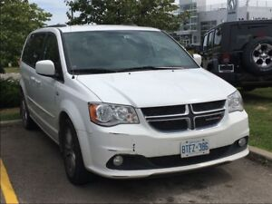 2014 Dodge Grand Caravan 30TH ANNIVERSARY**LEATHER**DVD**