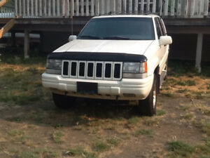 1997 Jeep Grand Cherokee Limited Other