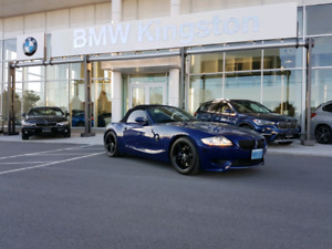 RARE 2006 BMW Z4M ROADSTER LOADED