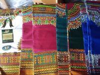 Dashiki/Billionaire fabric