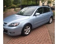 [2008] MAZDA 3 TS 1.6 **MOT APRIL 2018*** FULL SERVICE HISTORY** RECENTLY SERVICED WITH RECEIPTS**