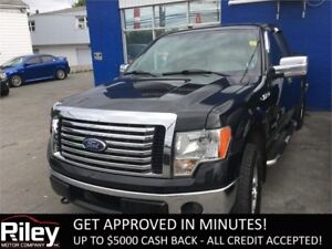 2012 Ford F-150 XLT STARTING AT $175.54 BI-WEEKLY