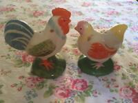 Cath Kidston chicken salt and pepper pots