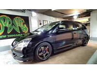 Honda Civic Type R EP3 2005 FSH