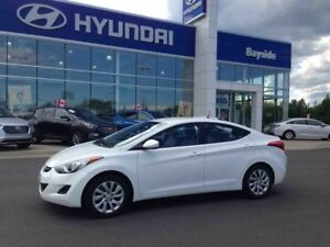 2011 Hyundai Elantra GL WITH COMMAND START