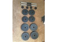 Lonsdale Weight Set