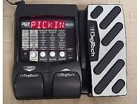 Multi effects pedal - Digitech RP255 Modeling Guitar Processor