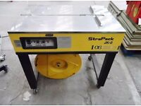 STRAPACK JK-2 SEMI AUTOMATIC STRAPPING MACHINE