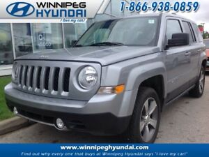 2016 Jeep Patriot 4x4 Sport North Leather Sunroof No Accidents
