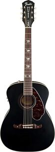 Fender Tim Armstrong Hellcat Black Ruby w/ Pickup