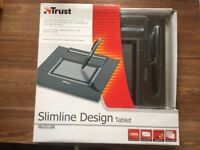 Trust Slimline Design Tablet TB-5300