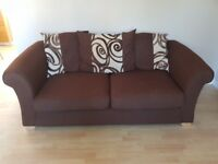 2 seater sofabed, 3 seater sofa, sofa bed