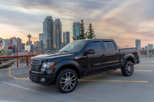 2010 F150 Harley-Davidson Very Well Maintained EXTREMELY LOW KMs