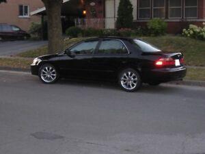 1999 Honda Accord cuir Berline