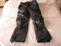 Tec7 motorcycle trousers