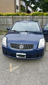 2007 Nissan Sentra 2.0 S Sedan ***
