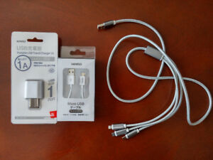 Phone charger (1 port)