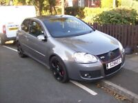VW GOLF GTI TURBO 55 PLATE REMAPED STAGE 2 250BHP WITH PRINT OUT 12 mot DONE BY POWERFLOW RAMAIR