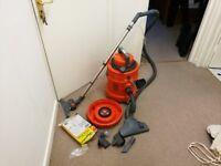 Vax 6131 Multivac, Vacuum cleaner (hoover), carpet washer combi