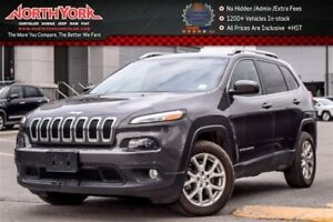 2015 Jeep Cherokee North|Nav|Backup Cam|Bluetooth|R.Start|Dual C
