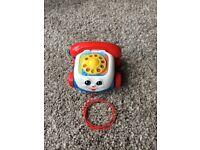Fisher Price Chatty Telephone