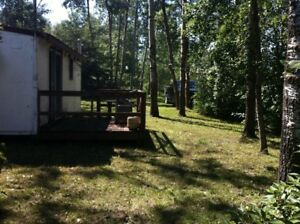 Otter Lake Lot and cabin for sale