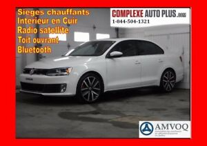 2014 Volkswagen GLI 2.0T *Cuir, Toit, Mags 2 tons