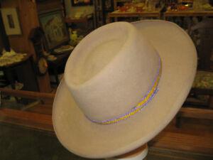 Buffalo Day Hat -- FROM PAST TIMES Antiques & Coll - 1178 Albert