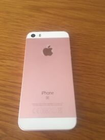 Used Iphone SE 16gb works perfectly no scratches or cracks