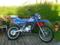 Kmx125 kmx 125 1991 mot'd great condition