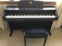 Casio Celviano AP-80R with adjustable bench