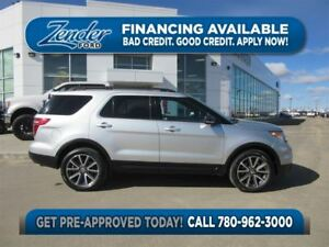 2015 Ford Explorer XLT [Rear View Camera]