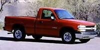 Handyman with a pickup truck