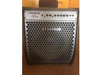 Torque 100w bass amp