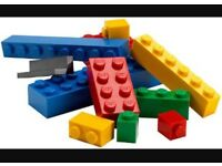 Lego needed for community Lego club led by volunteers