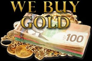 Edmonton's BiGGEST Gold Buyers 24/7 **INSTANT CA$H**