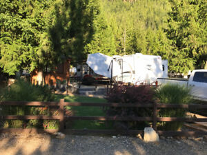 RV Lot on Shuswap River, Enderby-Mabel Lake, BC