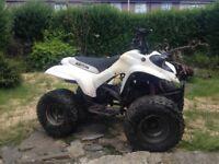 Aeon 100cc quad