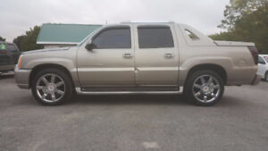 CADILLAC ESCALADE EXT PICKUP ***LOADED 22 INCH WHEELS *** $10995