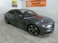 2014 Audi A6 Saloon 3.0BiTDI (313bhp) Quattro ***BUY FOR ONLY £99 PER WEEK***