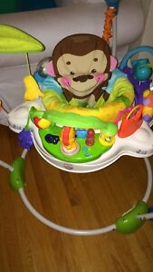 Exerciseur sauteur Fisher-Price Planet Precious
