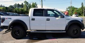 2013 Ford F-150 xlt/xtr package, lift kit, 3.99%