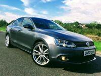2013 Volkswagen Jetta 1.6 LTD EDITION TDI BMT****FINANCE ONLY £47 A WEEK