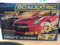Scalextric Drift Kings (used once)