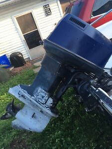 100hp evinrude outboard