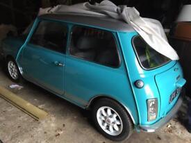 1972 Mini Clubman