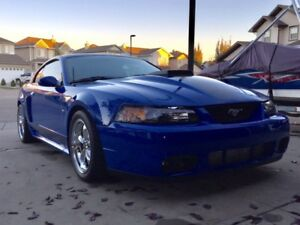 2003 Ford Mustang MACH1 GT COBRA Coupe