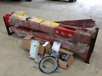 Vehicle lift 2 post 5.5 tonne heavy duty 220v